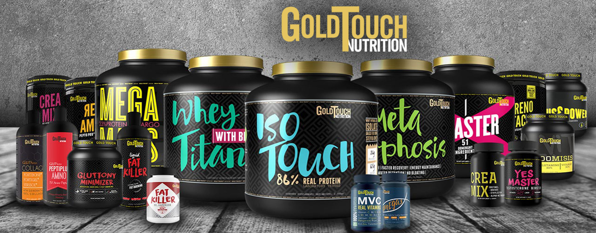 GOLDTOUCH