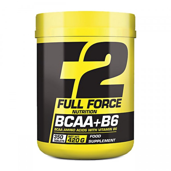 Full Force Nutrition BCAA +B6 350 ταμπλέτες
