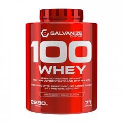 Galvanize Nutrition Chrome 100 Isolate 2280gr Milk Chocolate