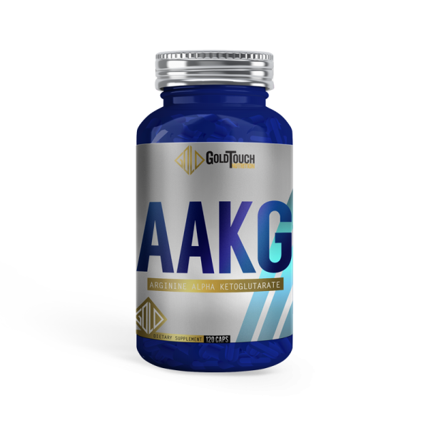 AAKG (120caps) - GoldTouch nutrition
