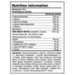 Blyzz Jack - the Preworkout(300g) - GoldTouch Nutrition, signature line