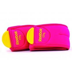 βαρακια Reebok με Αντίχειρα 0.5kg Ζευγαρι Ροζ χρωμα