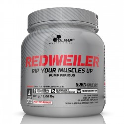 Olimp Sport Nutrition RedWeiler 480gr Orange