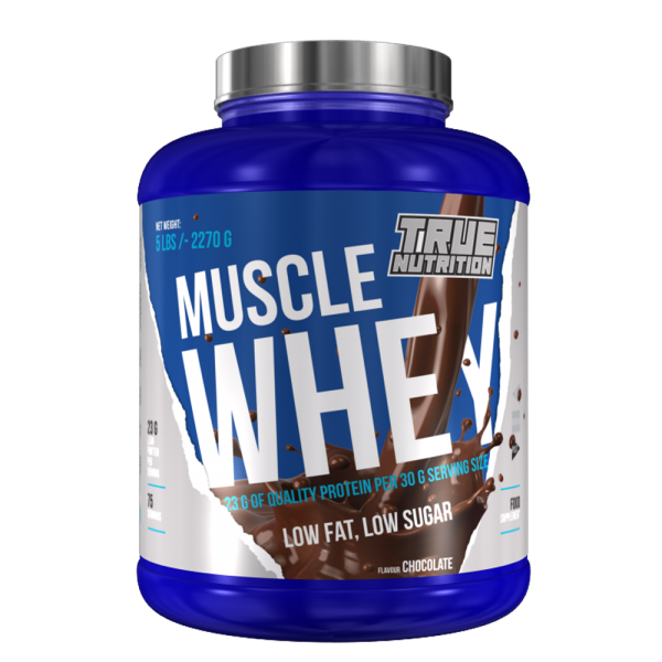 MUSCLE WHEY 2270gr