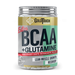 GoldTouch Nutrition-Extra BCAA 300 Caps