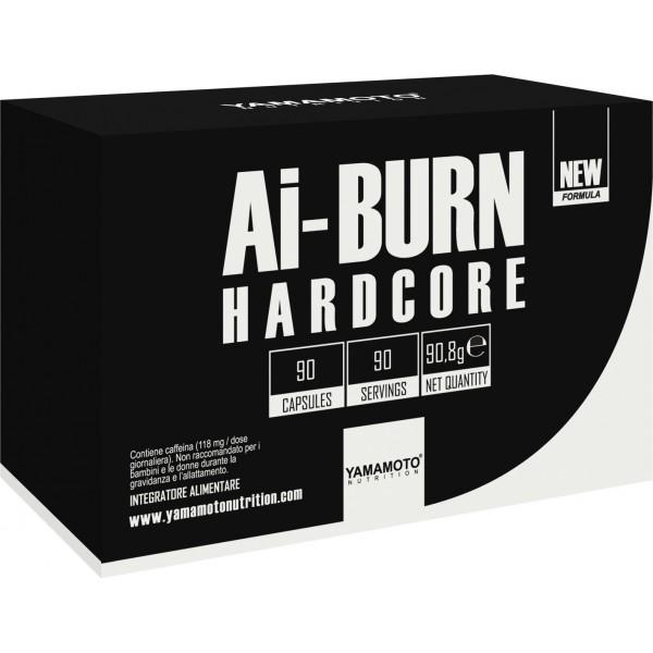 Yamamoto Nutrition Ai-Burn - 120 caps