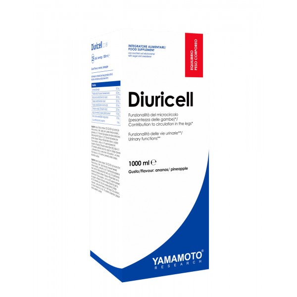 DIURICELL® 1000 ml pineapple